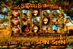 safari sam betsoft gokkasten