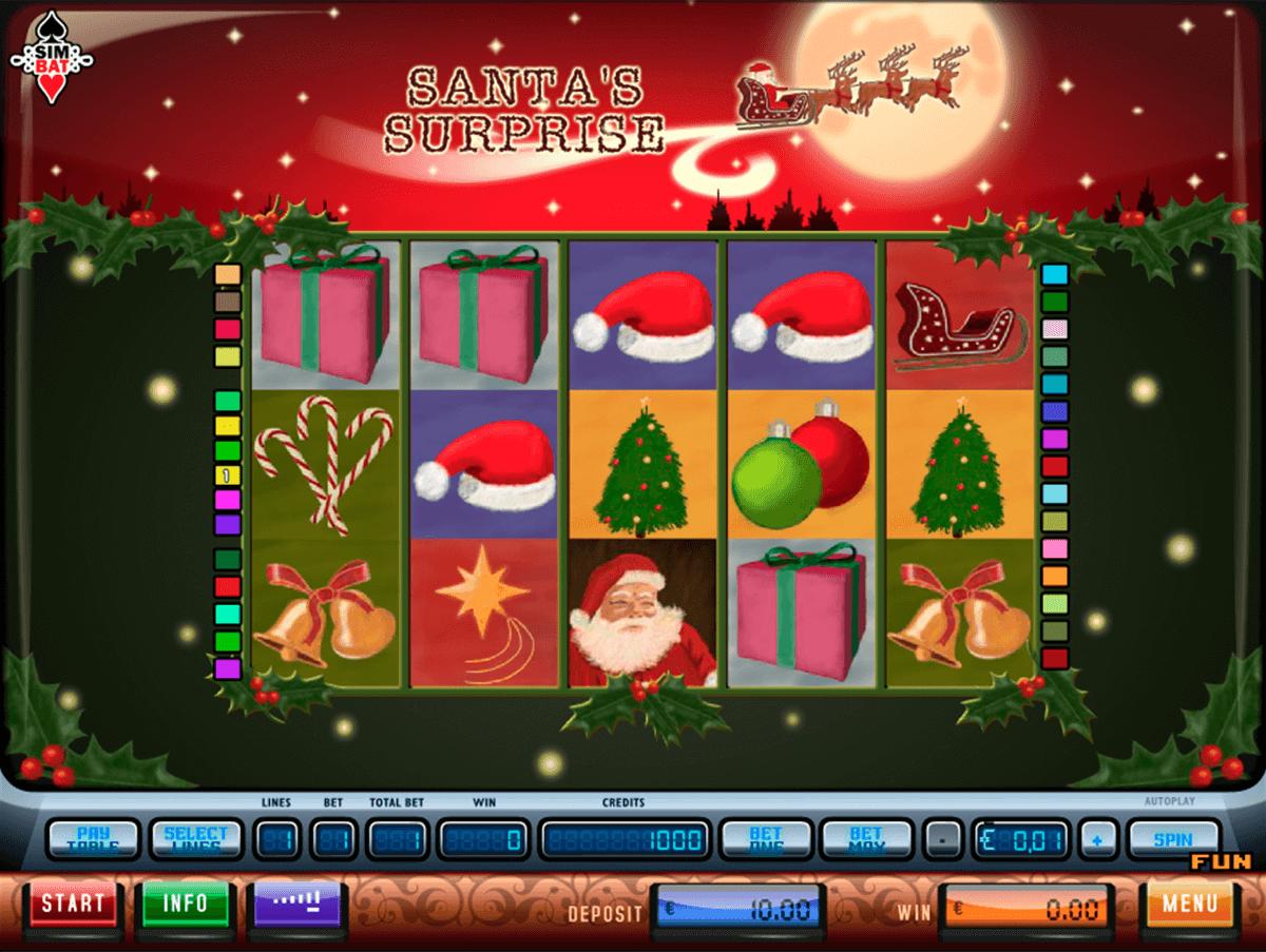 Santa Surprise gokkast