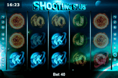 shooting stars novomatic gokkast