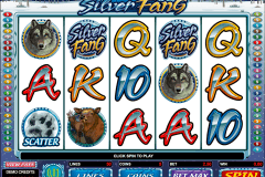 silver fang microgaming gokkast