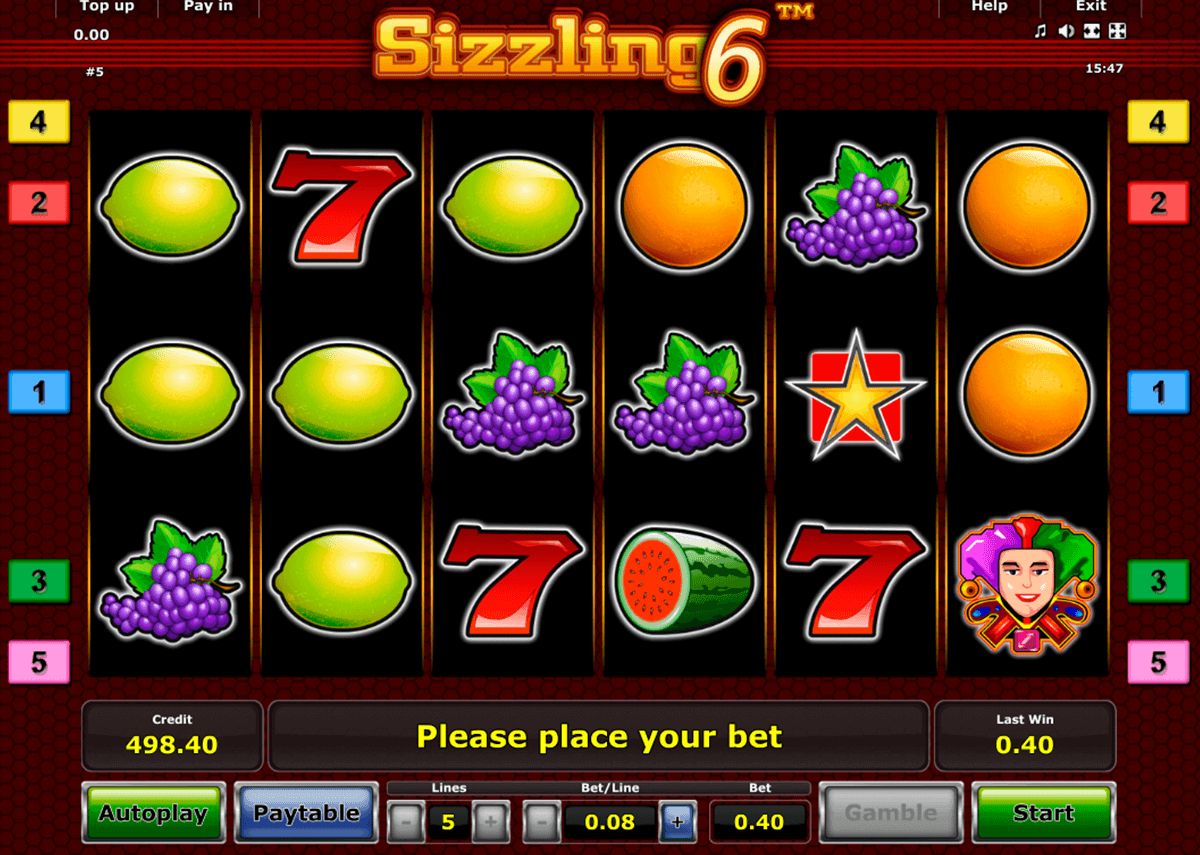Spiele Always Hot - Video Slots Online