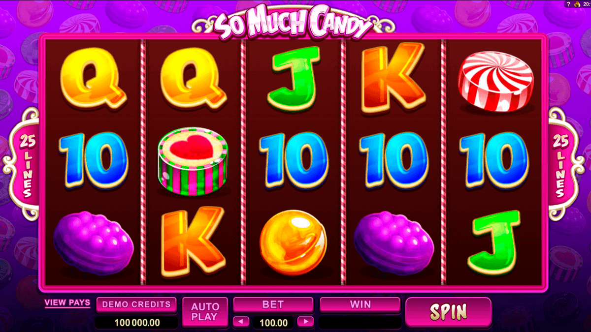 so much candy microgaming gokkast