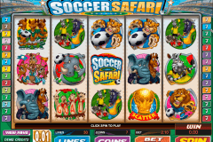 soccer safari microgaming gokkast