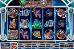 space botz microgaming gokkast
