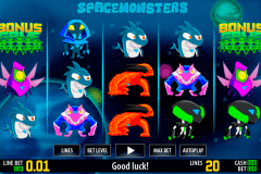 space monsters hd world match gokkast