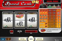 speed cash playn go gokkast