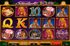 starlight kiss microgaming gokkast