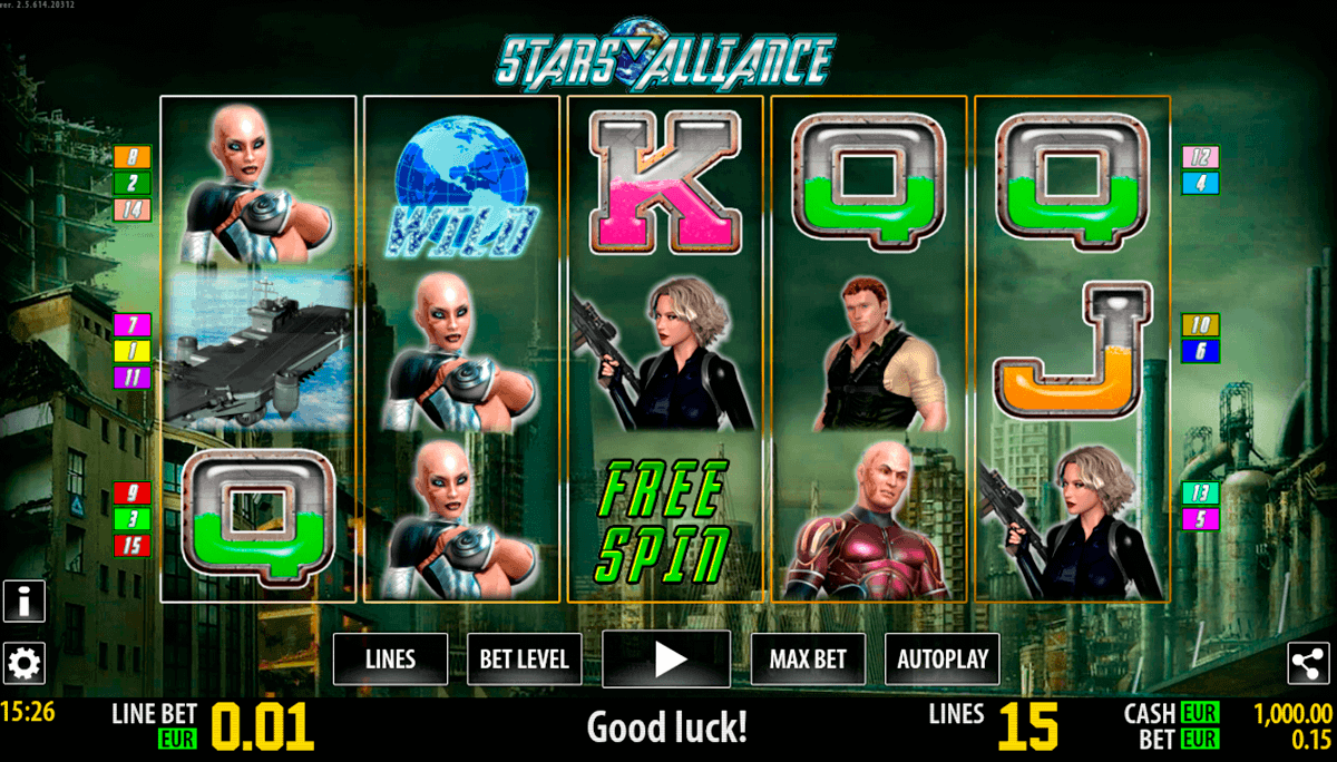 stars alliance hd world match gokkast