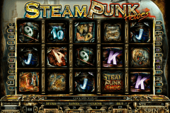 steam punk heroes microgaming gokkast