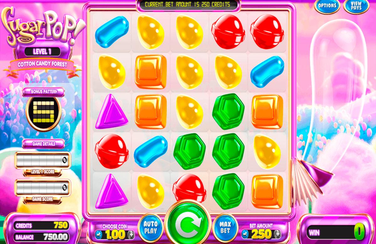 sugar pop betsoft gokkasten