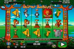super safari netgen gaming gokkast