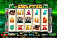 the bermuda mysteries netgen gaming gokkast