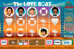the love boat playtech gokkast
