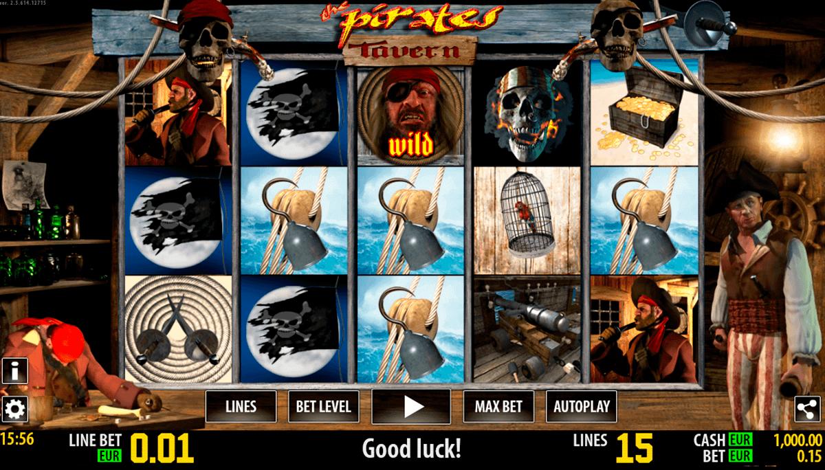 the pirates tavern hd world match gokkast