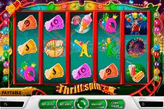 thrill spin netent gokkasten