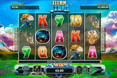 titan storm netgen gaming gokkast
