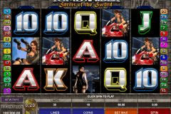 tomb raider ii microgaming gokkast