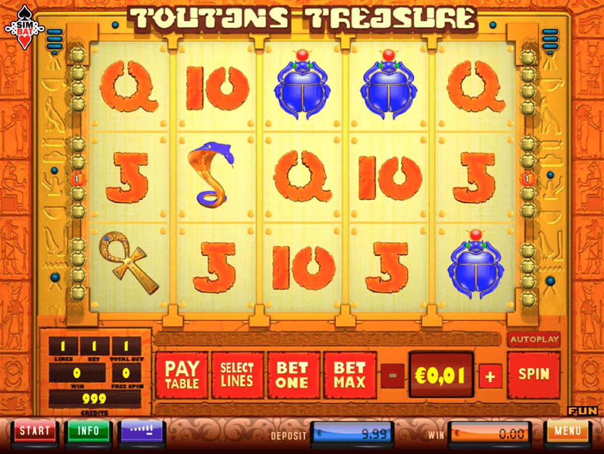 Spiele Toutans Treasure - Video Slots Online