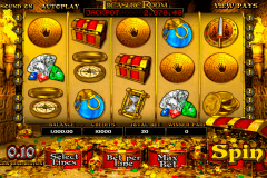 treasure room betsoft gokkasten