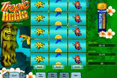 tropic reels playtech gokkast