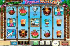tropical holiday playn go gokkast