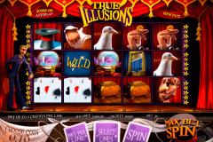 true illusions betsoft gokkasten