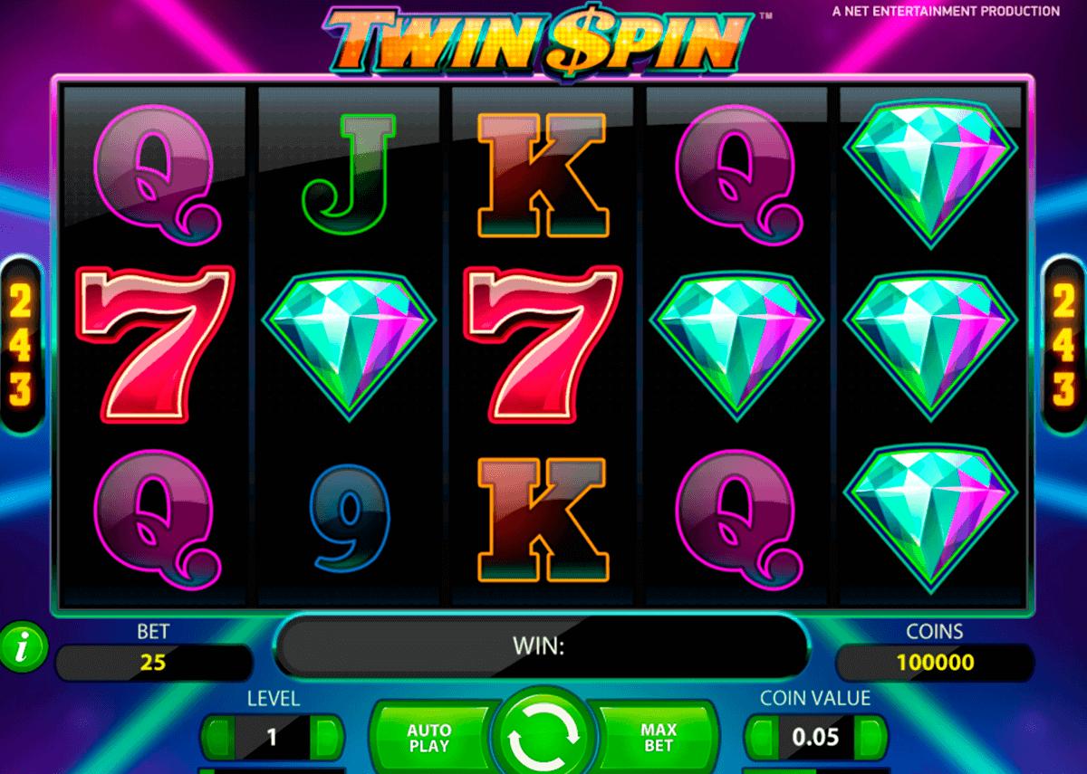 twin spin netent gokkasten