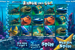 under the sea betsoft gokkasten