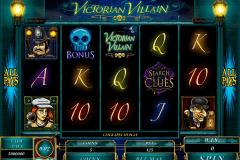 victorian villain microgaming gokkast