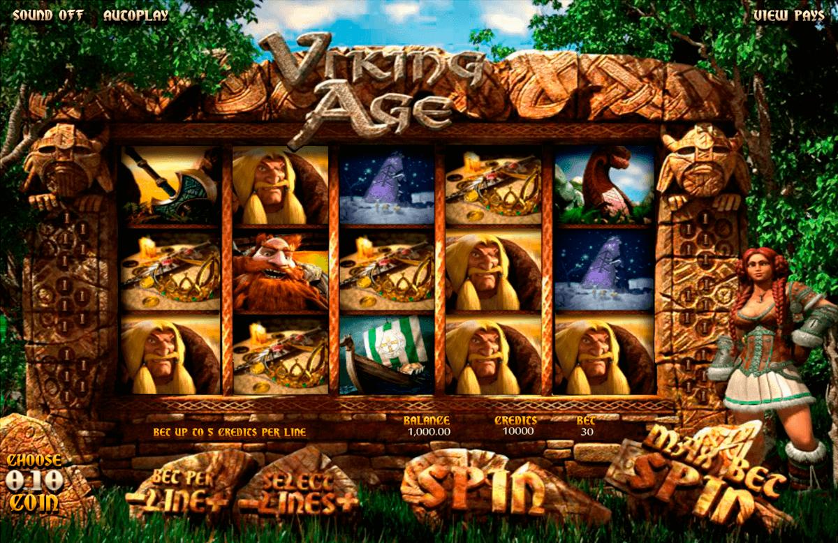viking age betsoft gokkasten