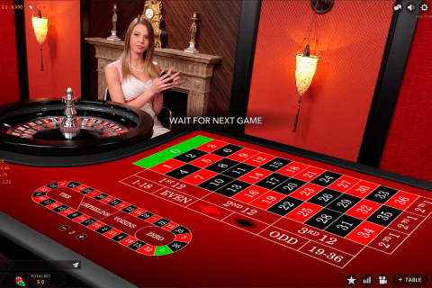 vip live roulette evolution gaming