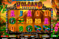 volcano eruption netgen gaming gokkast
