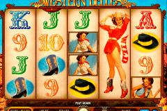 western belles igt gokkast