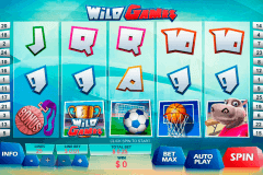 wild games playtech gokkast