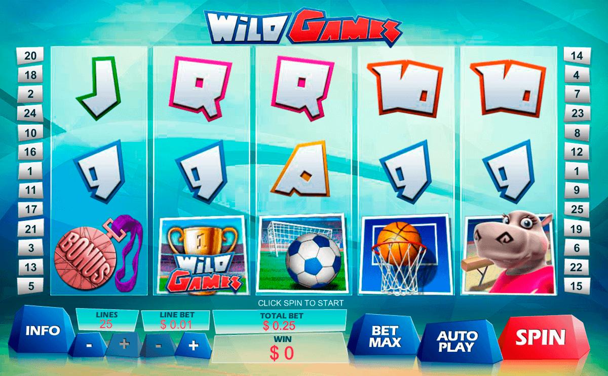 wild games playtech gokkast