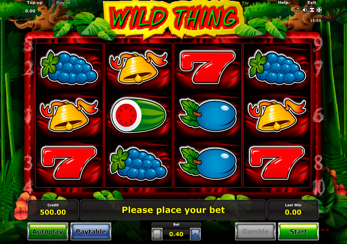 Spiele Wild Racers - Video Slots Online