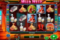 wild west netgen gaming gokkast