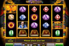 win wizards novomatic gokkast