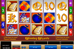 winning wizards microgaming gokkast