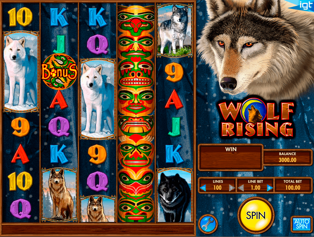 Spiele Wolf Hunt - Video Slots Online
