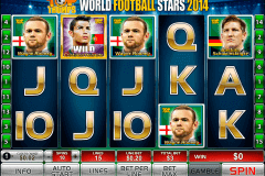 world football stars  playtech gokkast